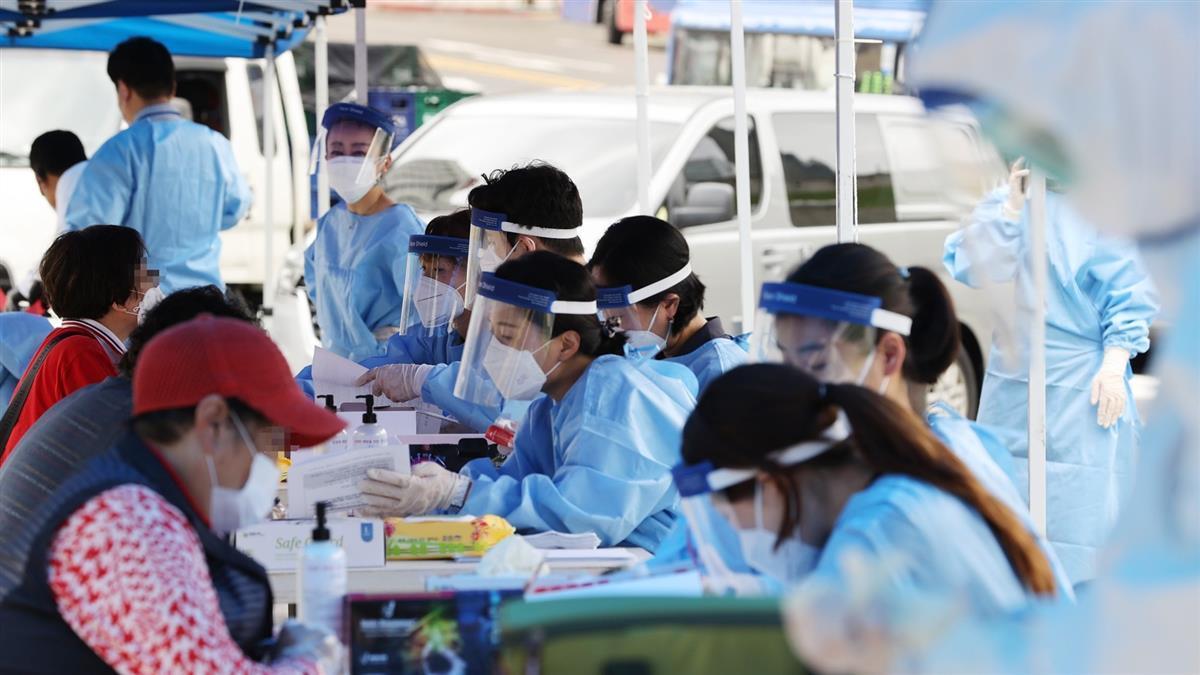 全球武漢肺炎近2172萬例確診 不治破77萬