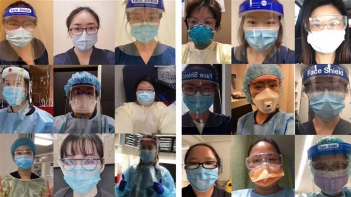 肺炎疫情:台灣護士在澳大利亞 疫情下的文化差異
