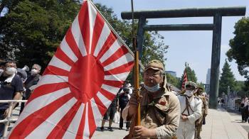 日本投降75週年 天皇談深刻反省 安倍晉三閣員祭拜靖國神社 學者在疫情中思考歷史傳承