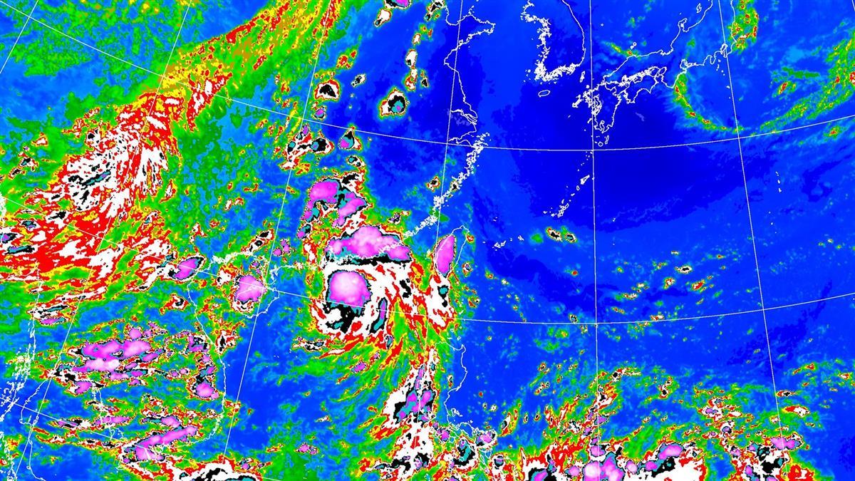 第7號颱風生成!最新路徑曝光 影響台灣時間出爐
