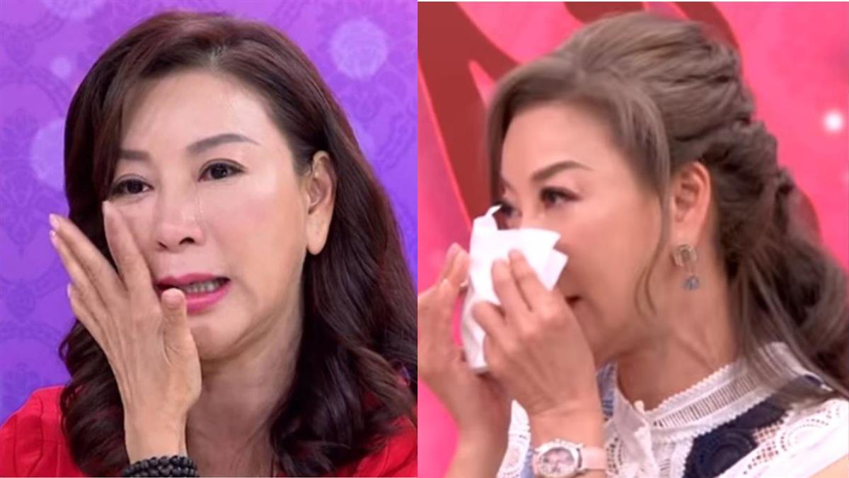 前男友嘿咻超沒力!楊繡惠憶傷痛吐心聲:他病了