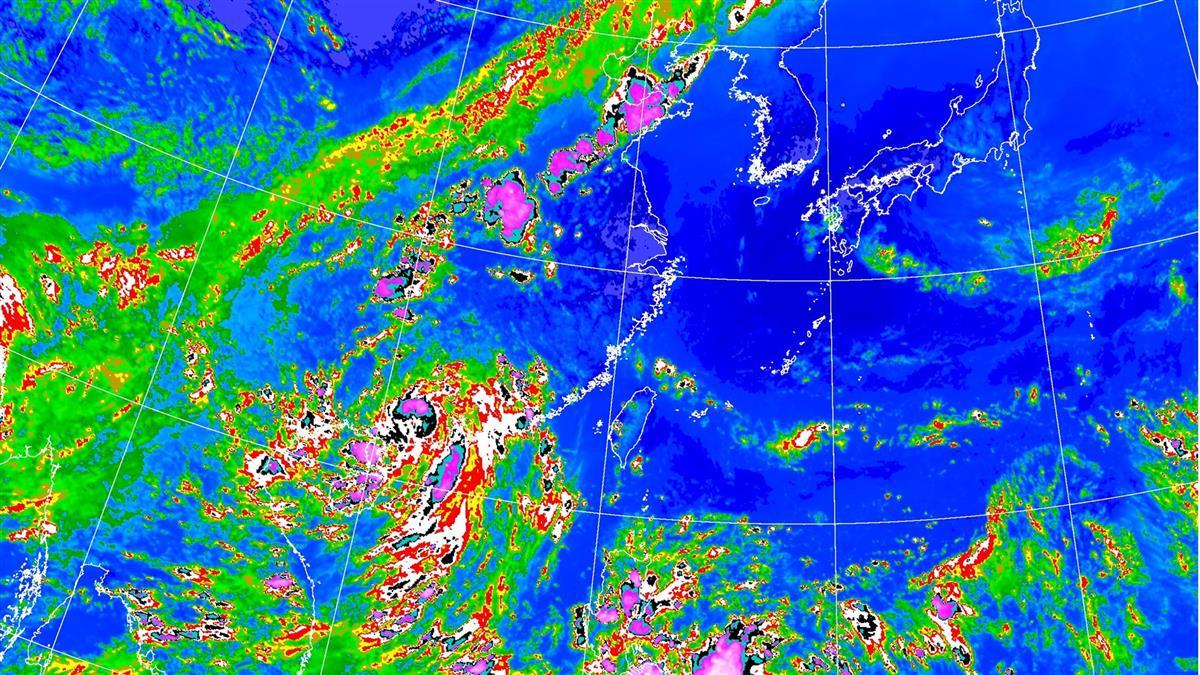 又有新颱風恐生成!週六逼近台灣 最新模擬路徑曝光