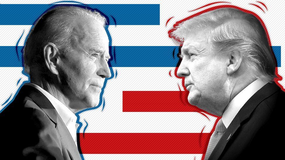 2020美國大選:BBC分析民調 川普或拜登誰領先?