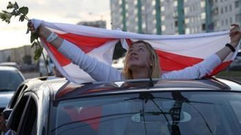 白俄羅斯危機持續 「烏克蘭革命」式結局會否重現?