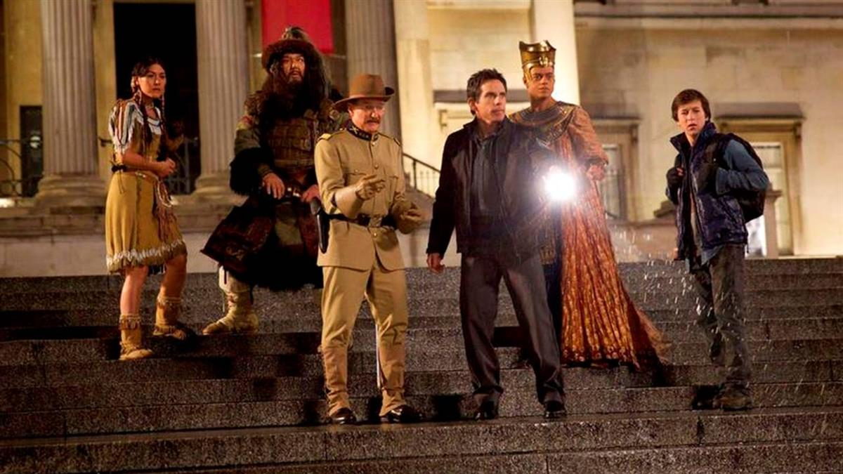 《博物館驚魂夜》導演證實 羅賓威廉斯生前有些不對勁