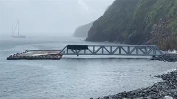 快訊/熱低壓影響風浪大! 龜山島封島1天