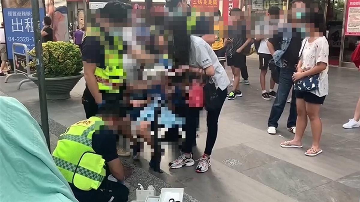 獨/安親班搭公車校外教學 小五男童頭撞刷卡機噴血