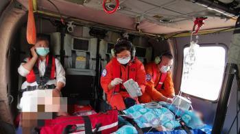 女子綠島浮潛後昏迷 送台東急救恢復心跳
