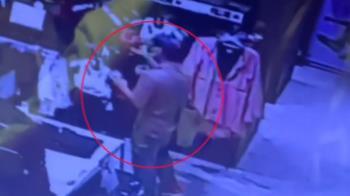 是在哈囉? 台南男百貨偷衣辯「夢遊」 遭童神吐槽