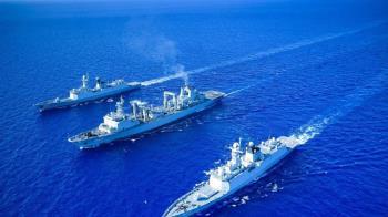 中國再添海上軍事活動 渤海24日起進行實彈射擊