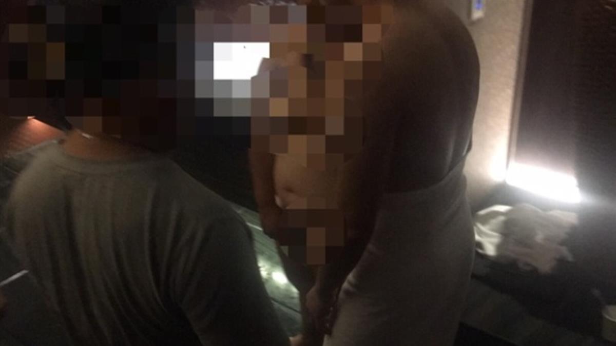 6女激戰7男!新北男警群交啪啪上癮 結果下場超慘