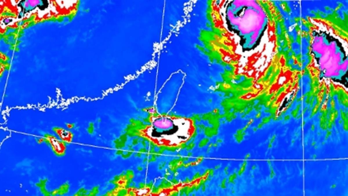 台北高溫狂飆38度!高屏防大雨 氣象專家:周末恐生成颱風