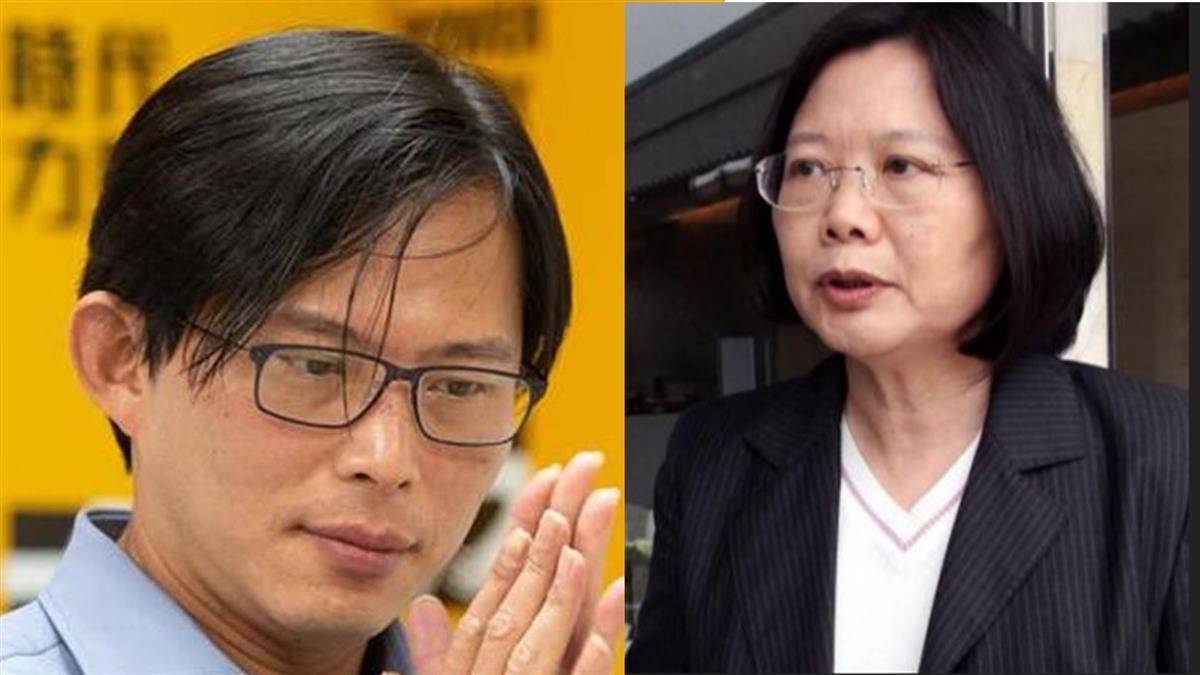 黃國昌爆選總統:蔡英文看到我會很挫 不然我退黨