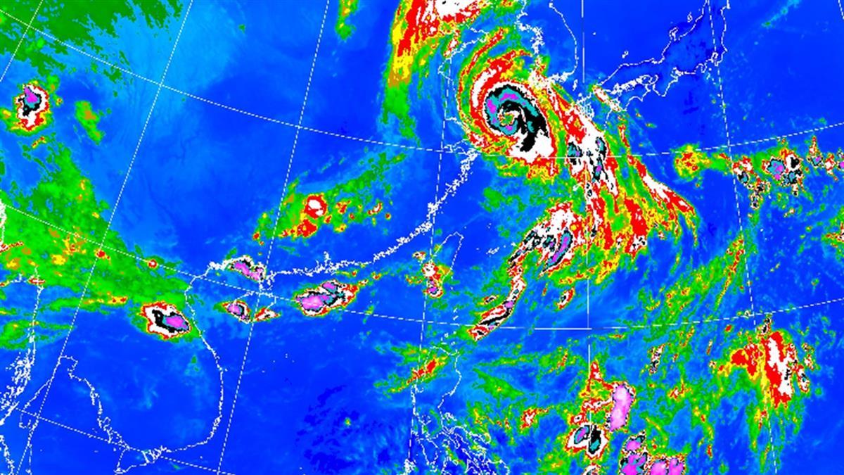 預報路徑相當接近台灣!9號颱「梅莎」恐誕生 強度可能超過巴威