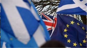 新冠疫情和脫歐困擾英國 蘇格蘭獨立再次抬頭