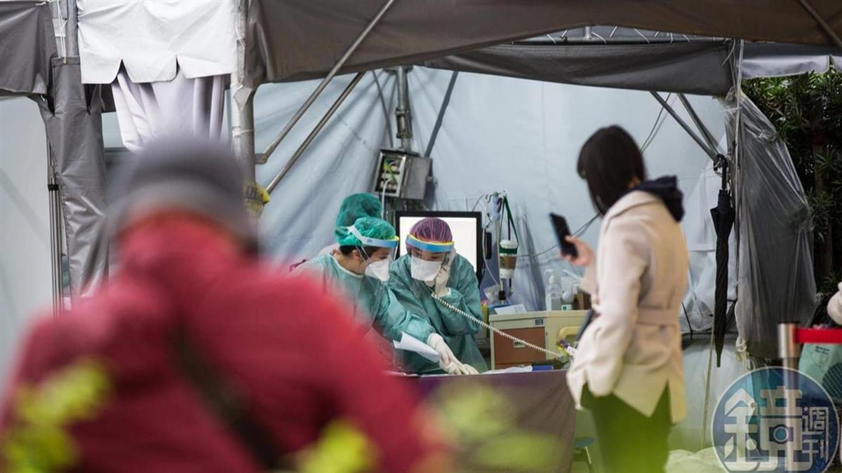 爆美國醫護被要求寫遺囑! ICU醫:幸福的台灣人啊