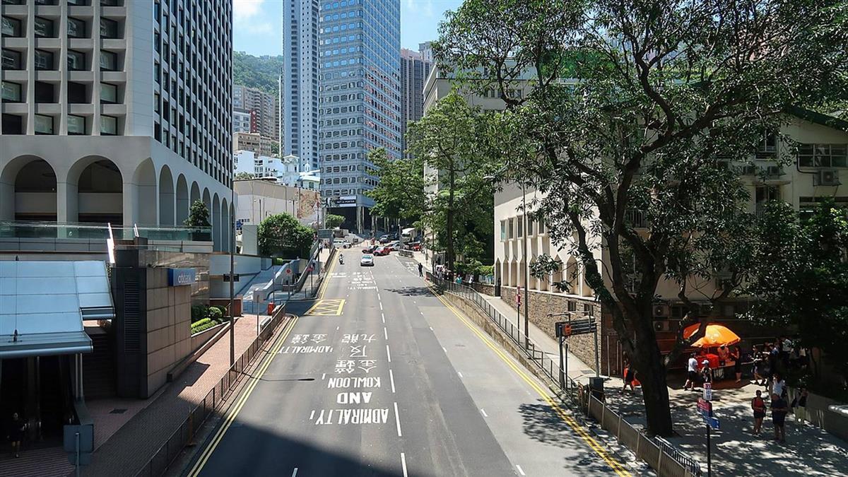 美駐港澳總領事館職員遇襲 嫌犯被捕