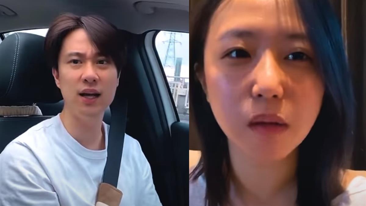 才交往2年!茵聲爆「火大分手」劉書宏 激烈爭執片瘋傳