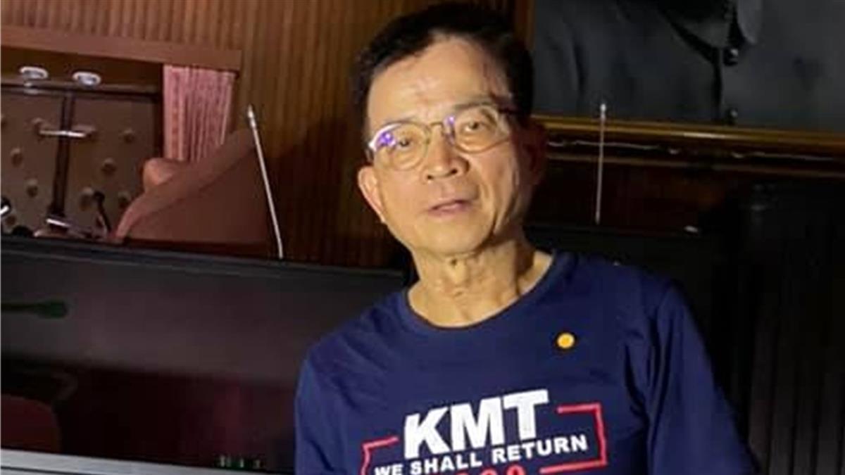 黨代表提案主席不得選總統 藍委:沒道理