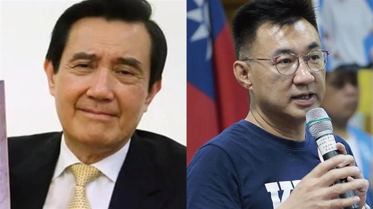 民進黨:馬英九江啟臣站在國際民主潮流對立面
