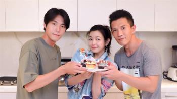 陳妍希做蛋糕送小情人 險從七夕變萬聖節