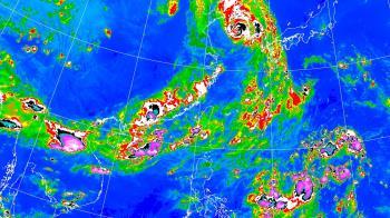 致災降雨才剛開始!這天雨下最猛 一圖秒懂全台豪雨熱區