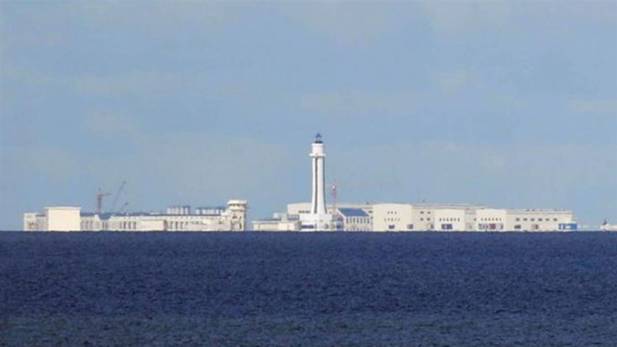 美國宣佈制裁中國公司和個人 反對北京「軍事化」南海