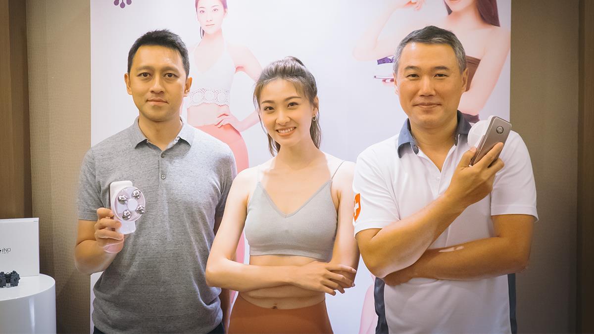 INO鎖定女性瘦身按摩市場 日本連二年銷售冠軍