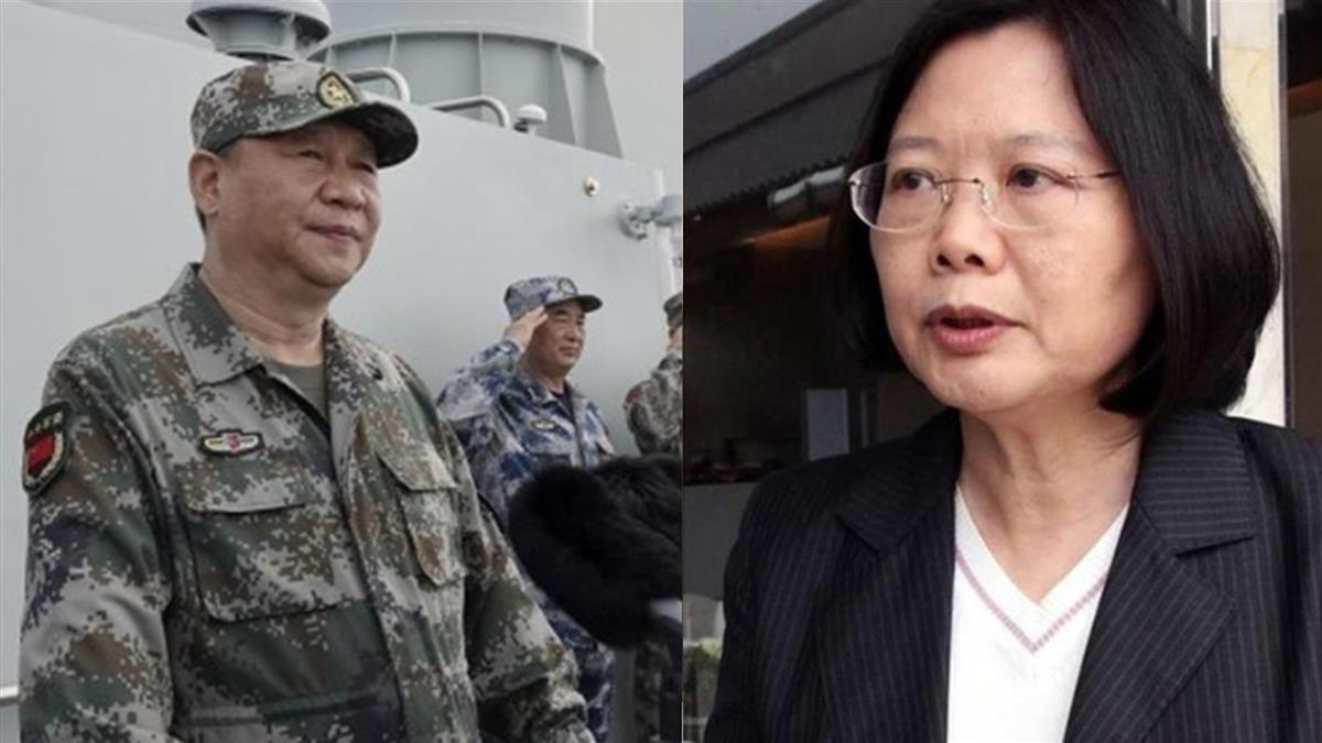 首戰即終戰?習近平會侵略台灣嗎 蔡英文擔心了
