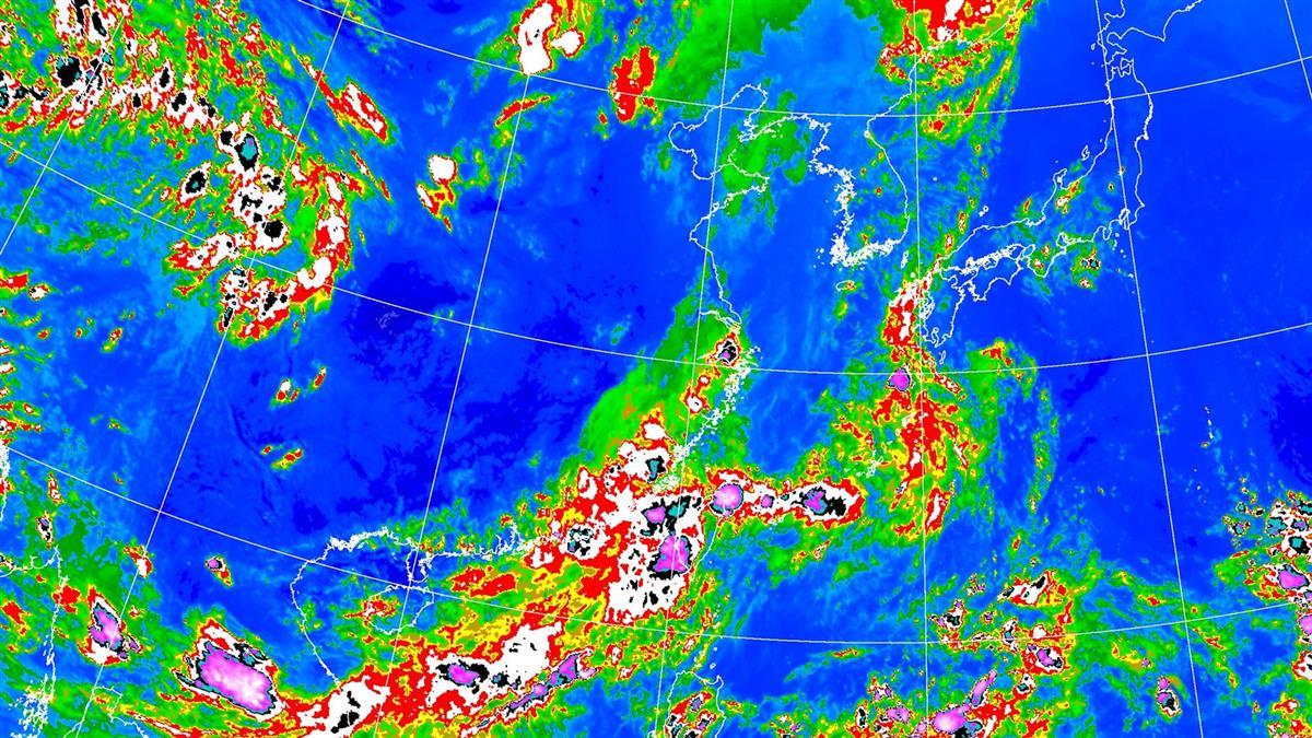 梅莎颱風快生成了!恐增強為中颱 最新模擬路徑出爐