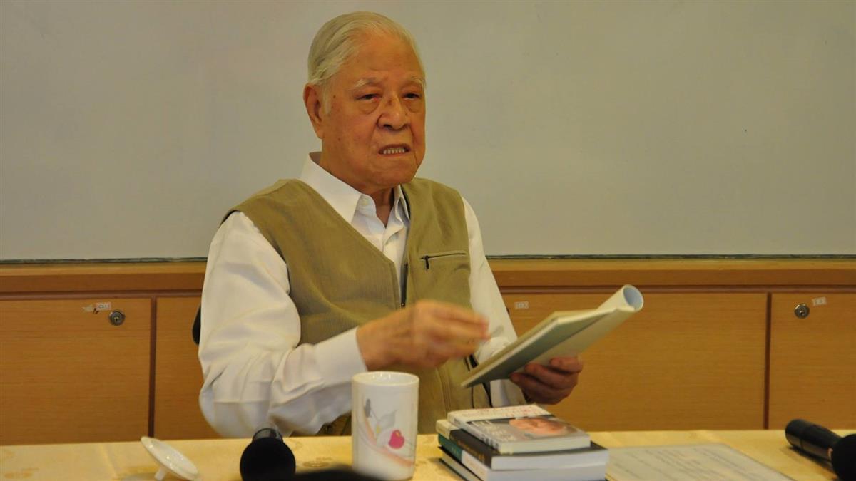 日媒:李登輝推動教育改革 區分中國與台灣