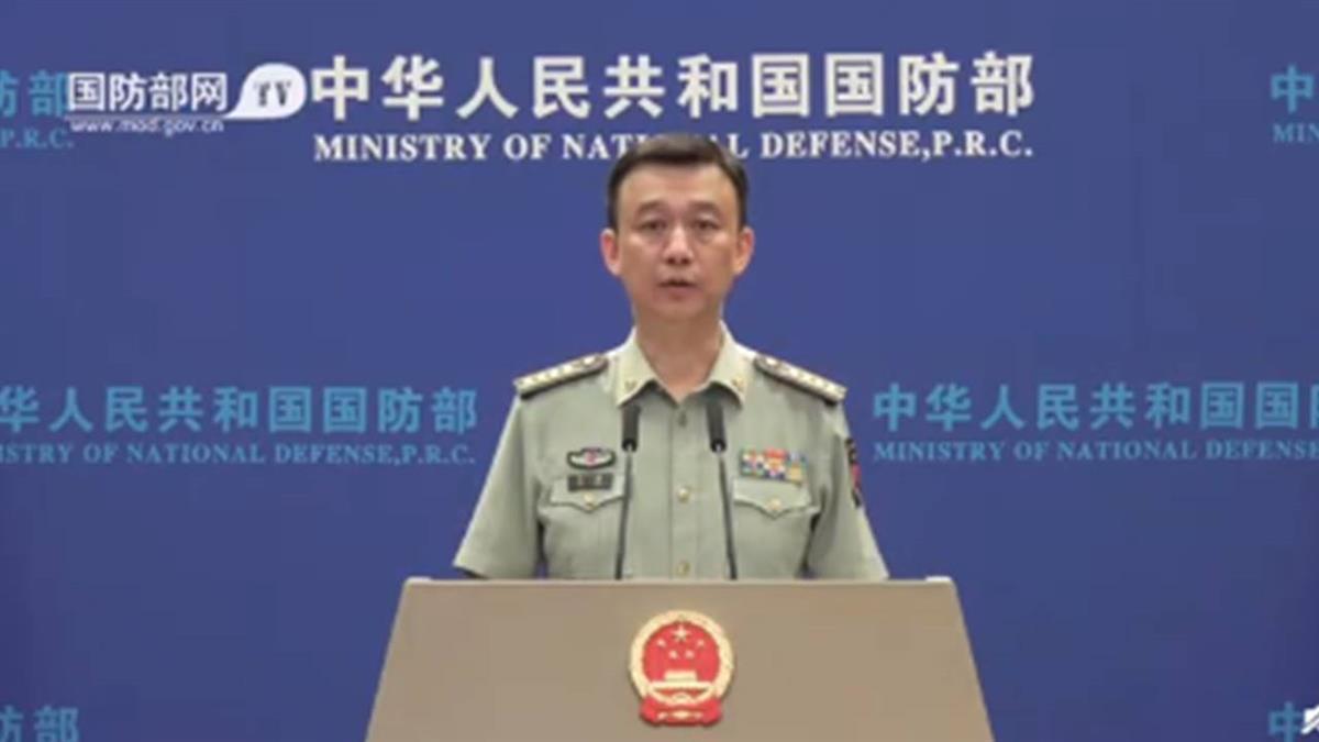 共軍談軍演:不針對各國 但針對外部勢力及台獨