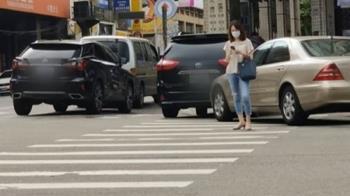 獨/斑馬線當停車格? 路口違停嚴重 民眾:曾五車並排