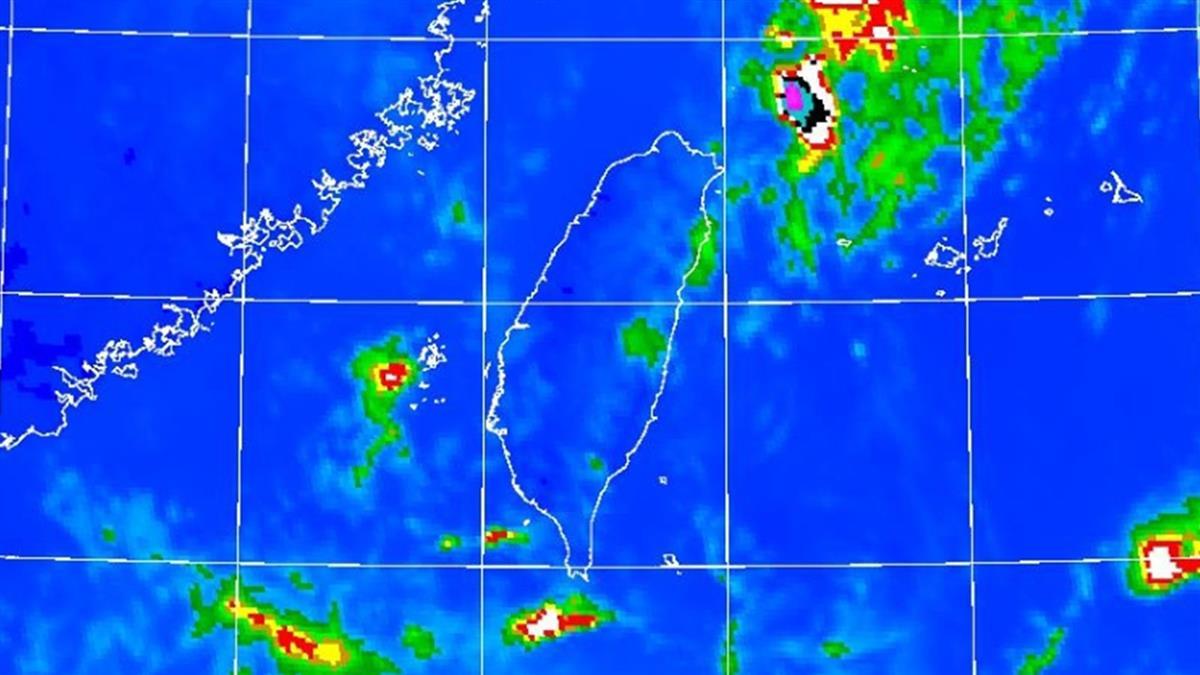 梅莎颱風持續增強! 氣象專家:恐成今年最強颱