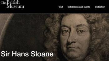 肺炎疫情:大英博物館重開 創始人雕像被移除背後的故事