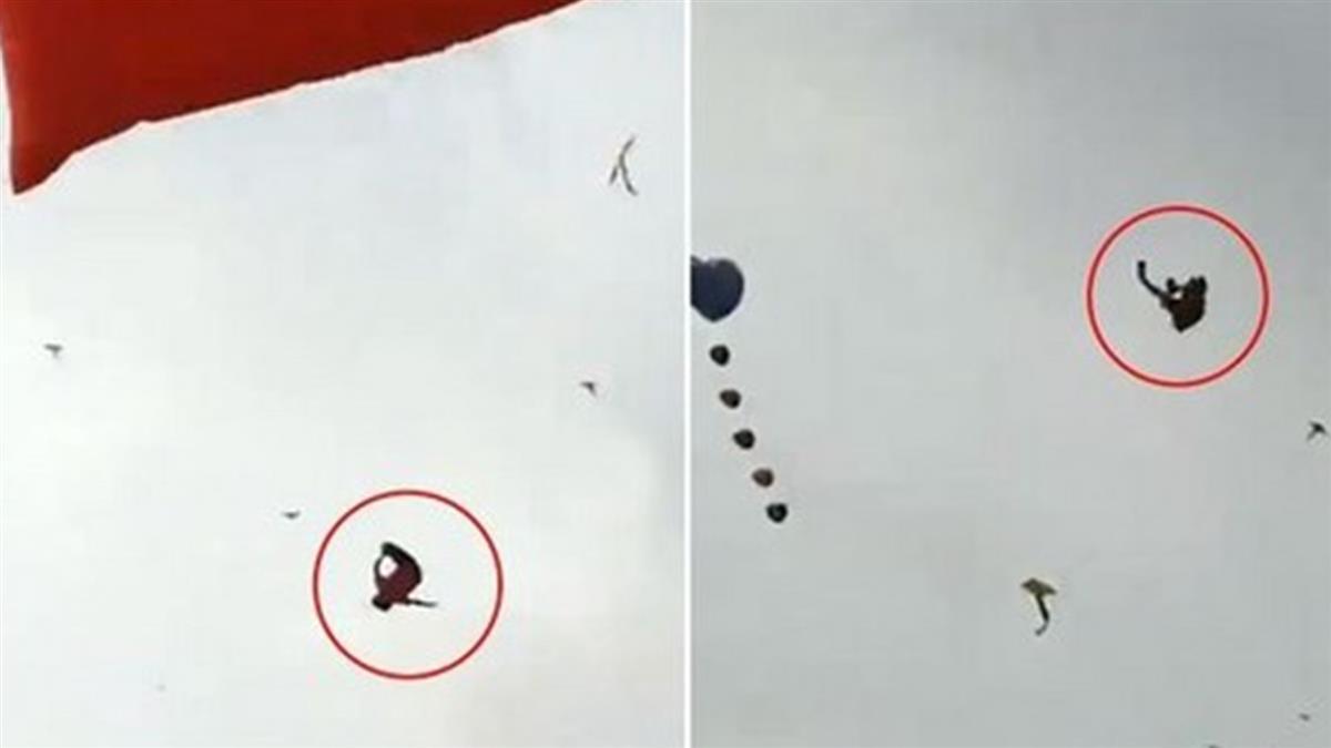風箏纏腳!5歲越童曾飛6樓高空 重摔慘死