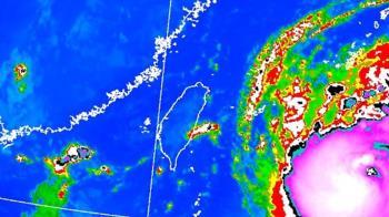 梅莎最快今成強颱!外圍環流掃台灣 最劇影響時間曝