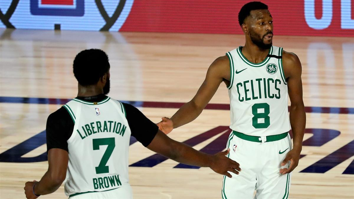 NBA塞爾蒂克112比94大勝暴龍  季後賽次輪拔頭籌