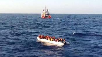 移民問題:歐洲再現船民人道危機, 地中海數百人急需救援