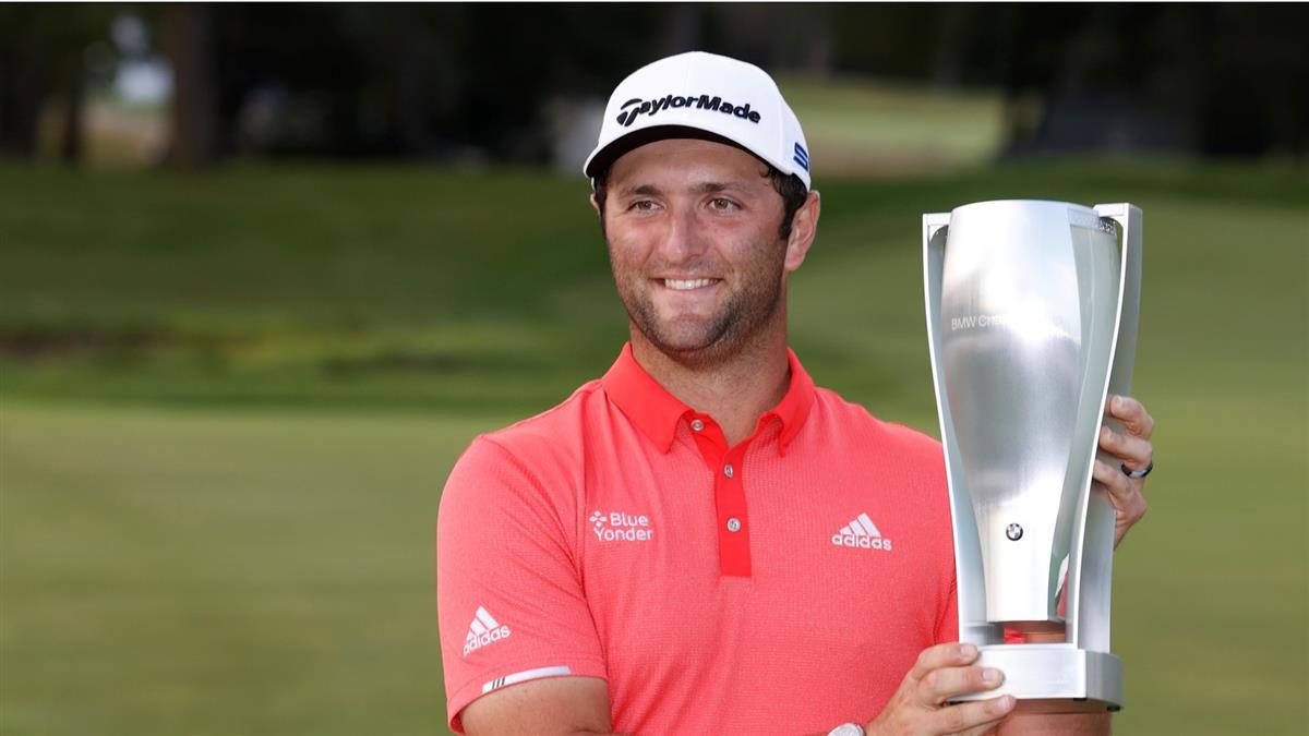 超狂!西班牙高爾夫球星「驚天推桿」…戲劇性奪冠