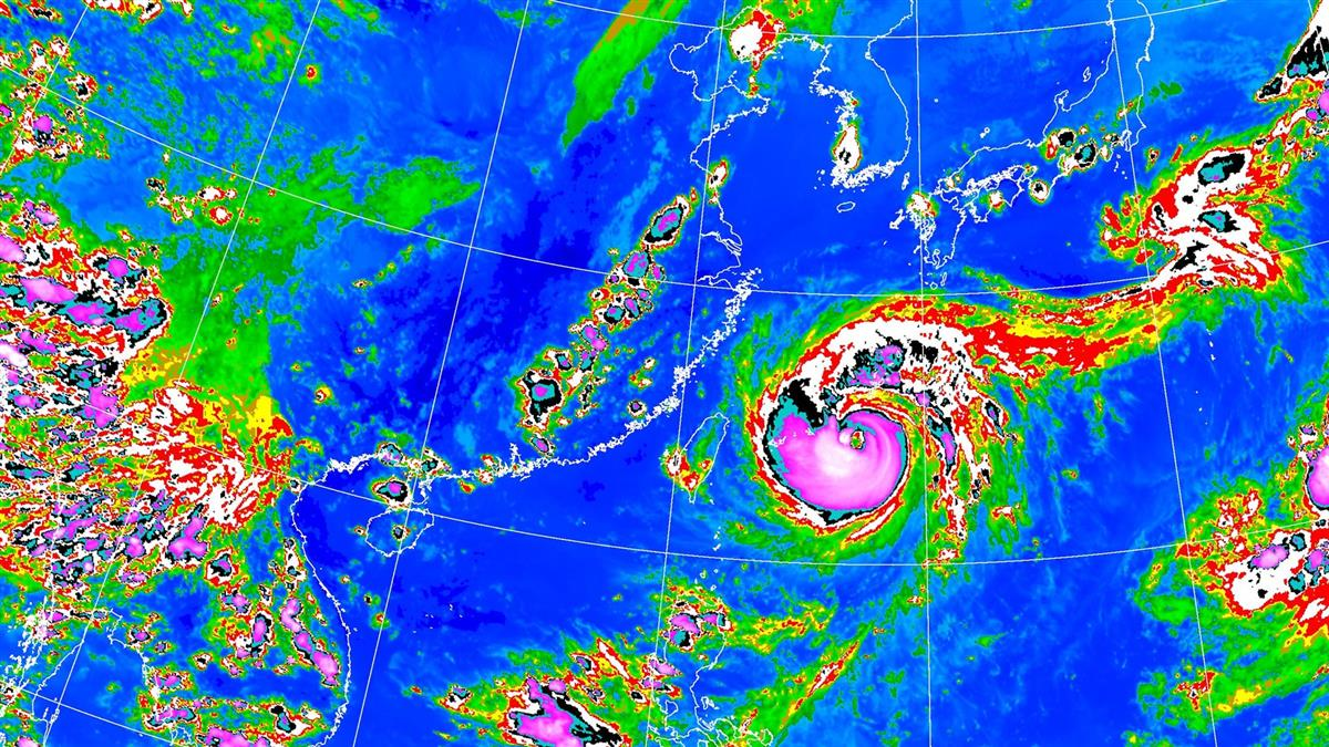 又有大颱風恐生成!強度不輸梅莎 最新模擬路徑出爐