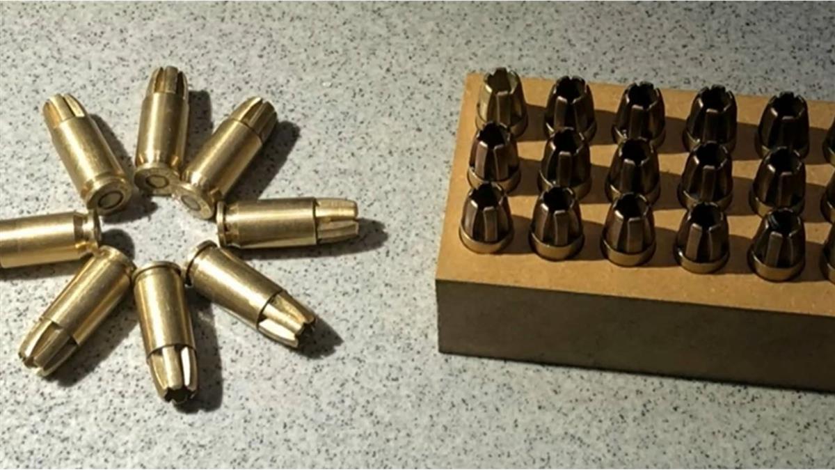 獨 / 新型子彈違法入台!「破片彈」碎片散肌肉內、難清創