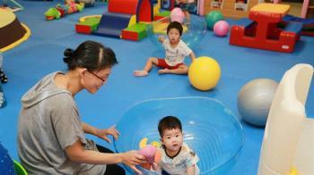 未滿2歲兒童育兒津貼 政府48億元補助34萬人
