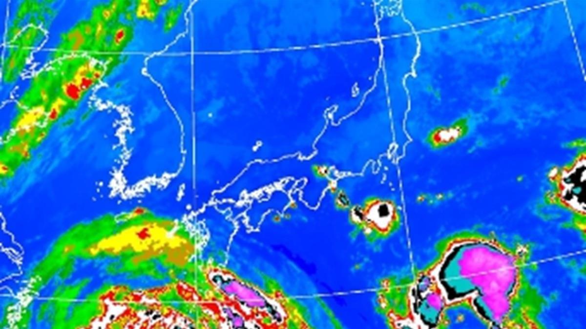 梅莎颱風逼近沖繩! 日本氣象廳示警:防暴風釀災