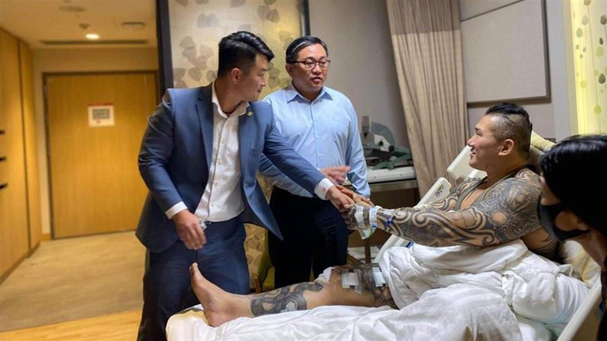 「子彈打的是台灣的言論自由」 3Q陳柏惟聲援館長
