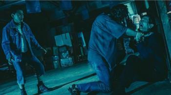 《馗降:粽邪2》回外景拍攝地桃園首映 廢棄空間的符咒是真的