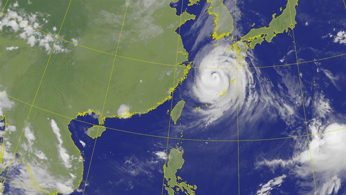 第10號颱風海神形成!會影響台灣?最新模擬路徑出爐