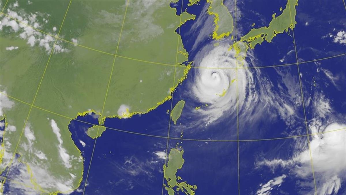颱風海神形成 氣象局:初估強度可達中颱