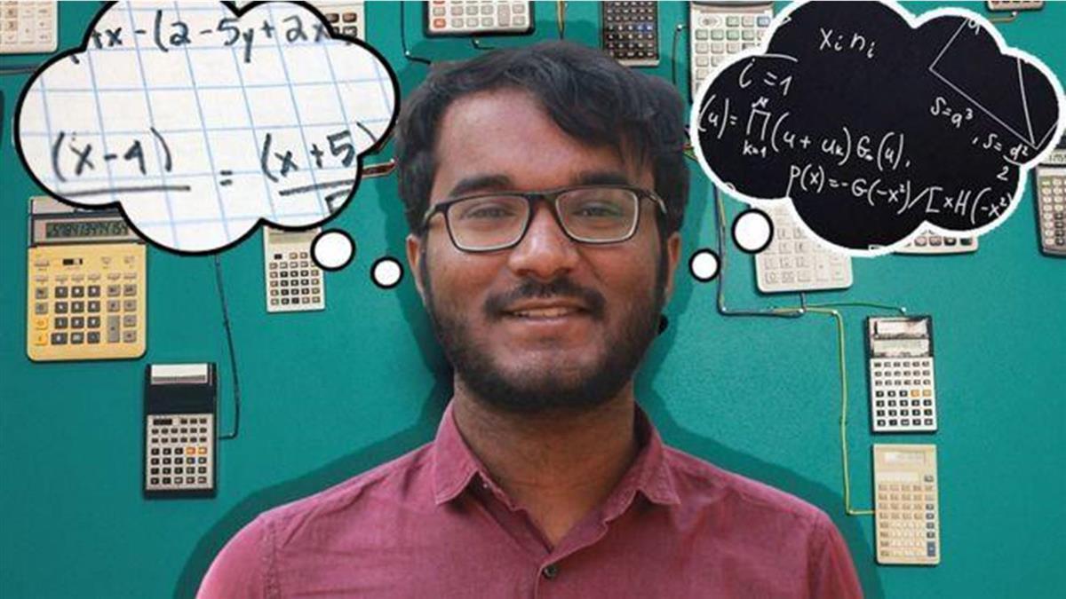 印度數學天才 心算世界冠軍的大腦是怎樣煉成的