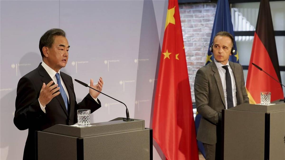 中國外長王毅出訪碰壁 聯歐抗美外交攻勢鎩羽
